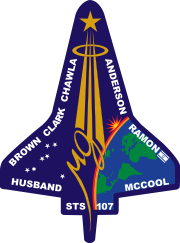 180px-STS-107_Flight_Insignia_svg