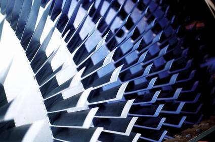 Inconel 718 Gas Turbine Blades