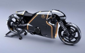 © Lotus Motorcycles