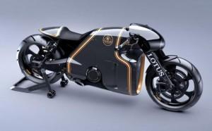 © Lotus Motorcycles