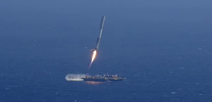 YouTube/SpaceX