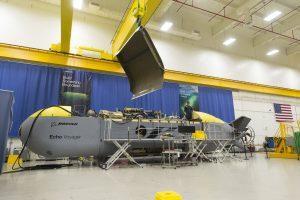 Boeing to Develop an Autonomous Submerging Watercraft